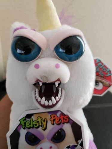 feisty pets unicornio  liquidacion con detalle