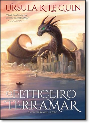 feiticeiro de terramar, o - vol.1 - série ciclo terramar