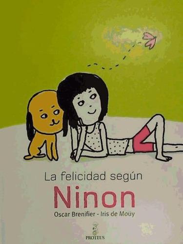 felicidad segun ninon,la(libro )
