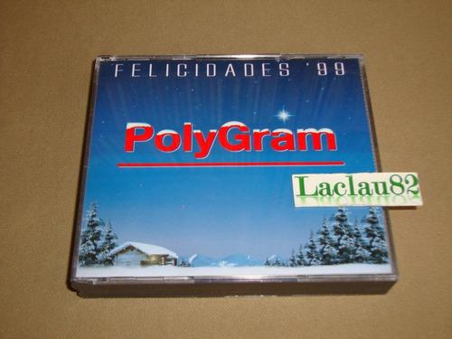 felicidades 99 polygram cd mier limite kabah yuri tatiana