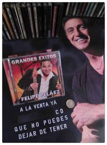 felipe peláez   - cd nuevo original - un tesoro músical