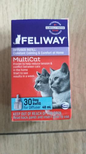feliway multicat feromonas conflicto gatos refill
