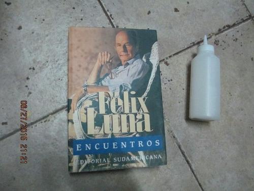 felix luna - encuentros - sudamericana