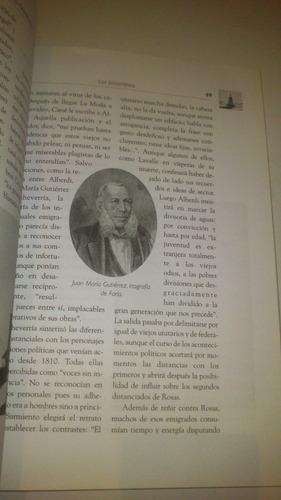 félix luna la época de rosas 1829 1852 la nación buen estado