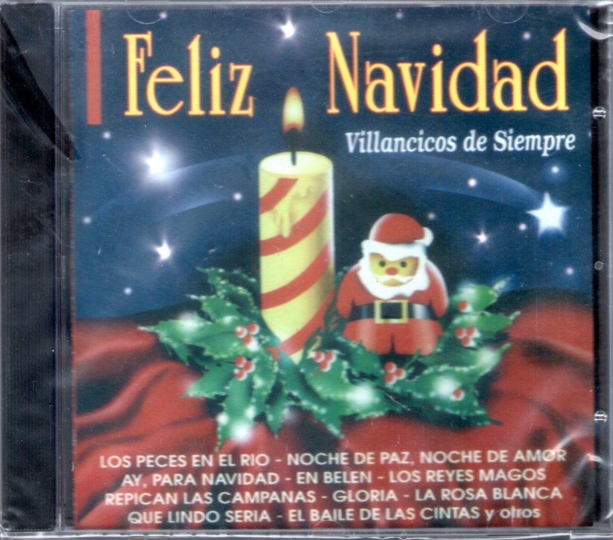 Villancico Feliz Navidad A Todos.Feliz Navidad Villancicos De Siempre