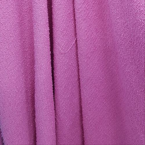 felpa para toalla liso rosa fiusha