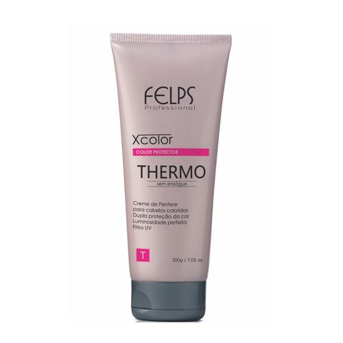 felps xcolor thermo color protector creme de pentear 200ml