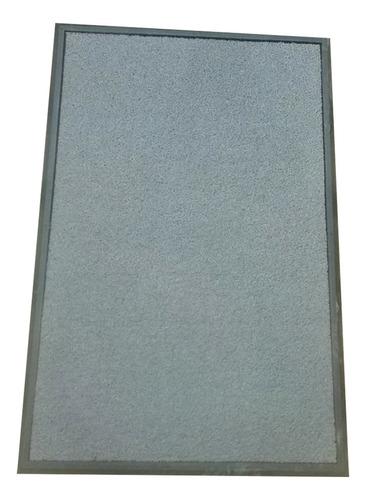 felpudo afombra sanitaria 90x60 cm desinfectante sanitizante
