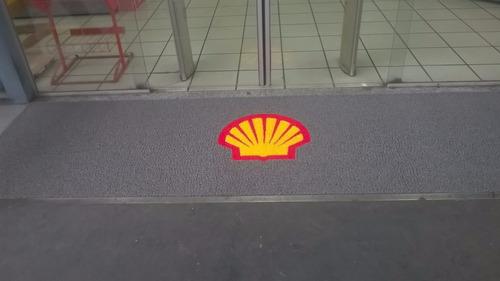 felpudos y alfombras tipo 3m c/ o sin logo - 0,10 x 1,20