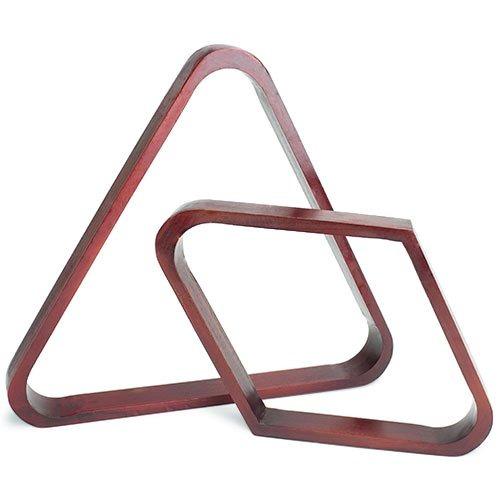 felson billar suministros caoba manchas triángulo de diamant