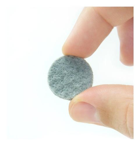 feltro adesivo em rolo 5mts cinza