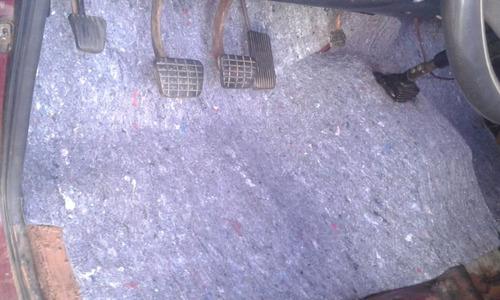 feltro do assoalho d20 tunel alto