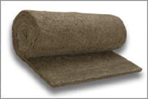 feltro lã de rocha - rolo com 9,60m2 - em 12x s/juros