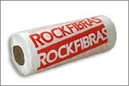 feltro lã de rocha - rolo com 9,60m2 - termico e acústico