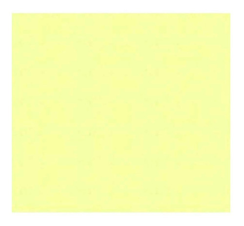 feltro por metro santa fé 1,40x1,00m amarelo claro