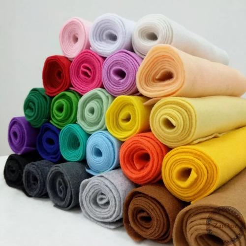 feltro tecido vermelho artesanato 1,50 largura - metros 1