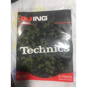 Feltros Djing Technics
