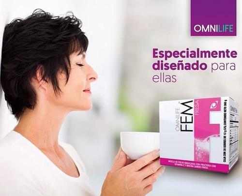 fem omnilife hormonas femeninas (no engorda)