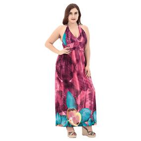 Oferta Vestidos Para Verano Vestidos Largo Para Mujer Rojo En Mercado Libre Colombia