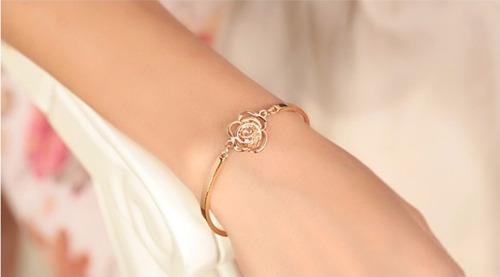 feminina bracelete pulseira
