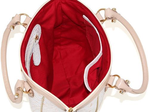 6693e8ab3 Bolsa Feminina 100% Couro Linda Classica Moderna Casual Luxo - R ...