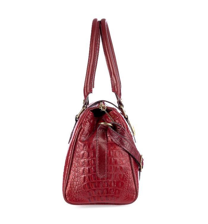 f1302c749 feminina couro bolsa · bolsa feminina de couro legítimo bethy vermelha