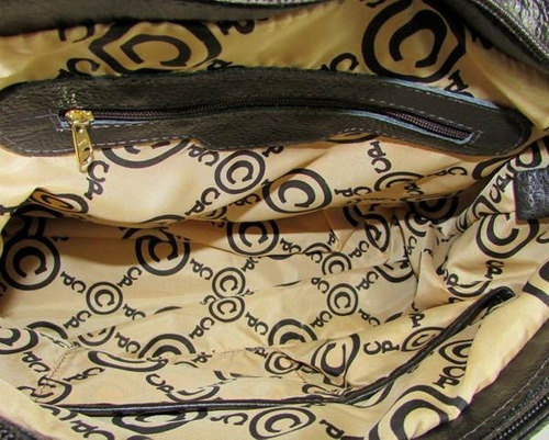 feminina couro bolsa