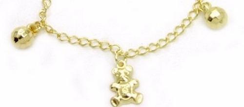 feminina ouro bracelete
