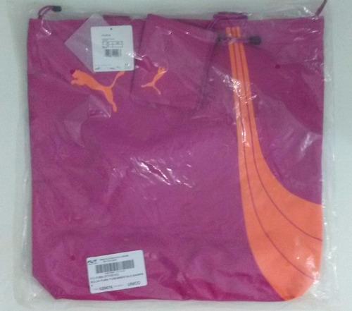 5c9bee034 Bolsa Feminina Puma Fundamentals Shopper - Original Nova - R$ 129,90 ...