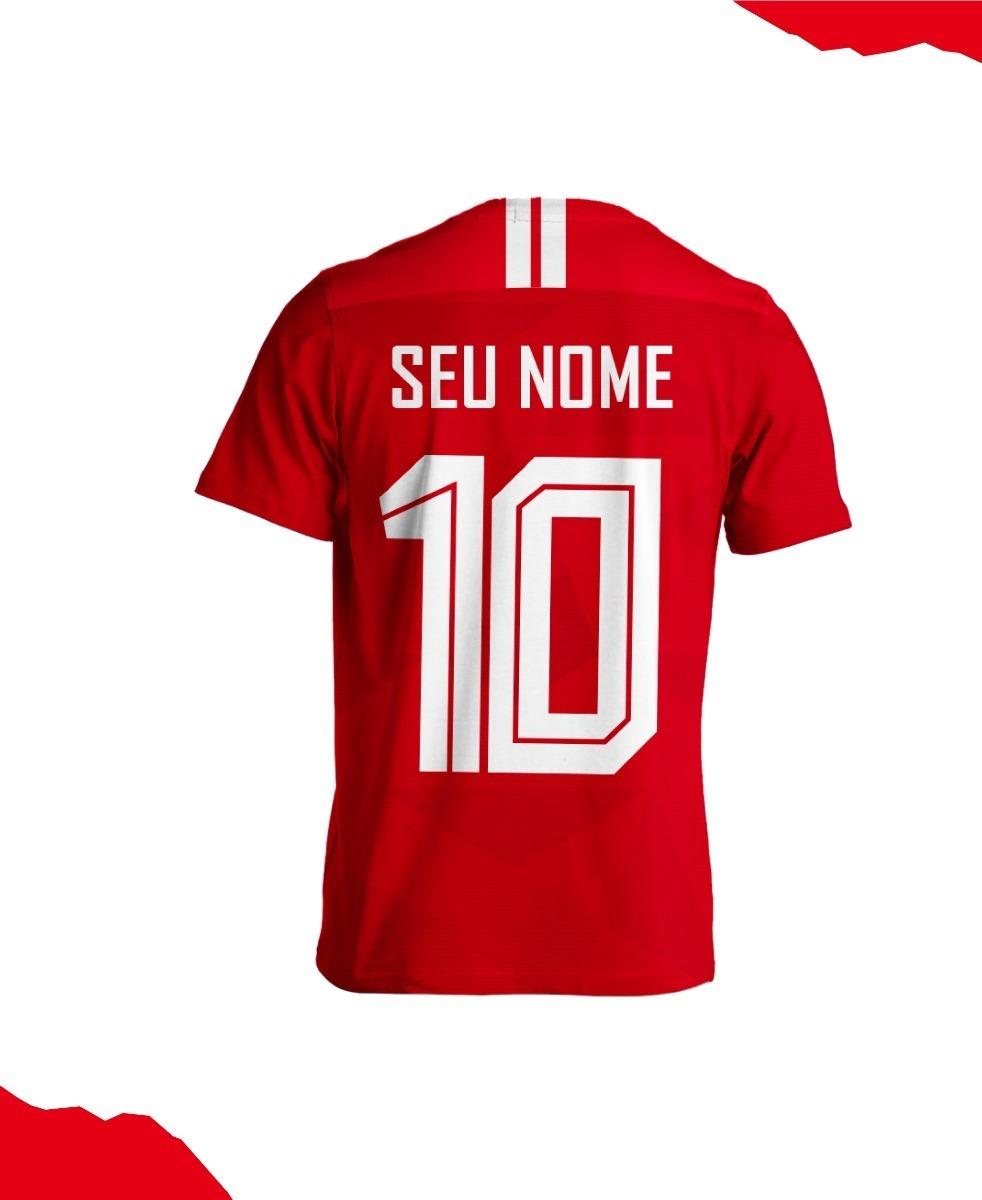 Carregando zoom... camisa vermelha comunistas feminina seleção brasileira c27b6781ed072