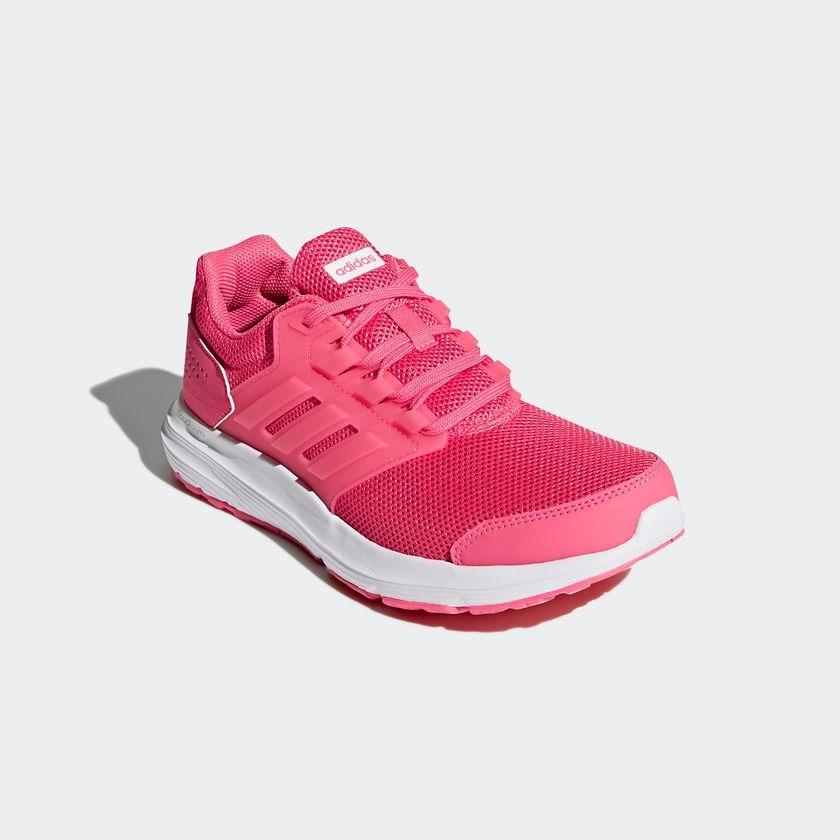 16b59b3e080 Tênis Para Caminhada Feminino adidas Barato Rosa Novo - R  312