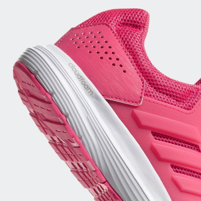 93f55bc1d Tênis Para Caminhada Feminino adidas Barato Rosa Novo - R  312