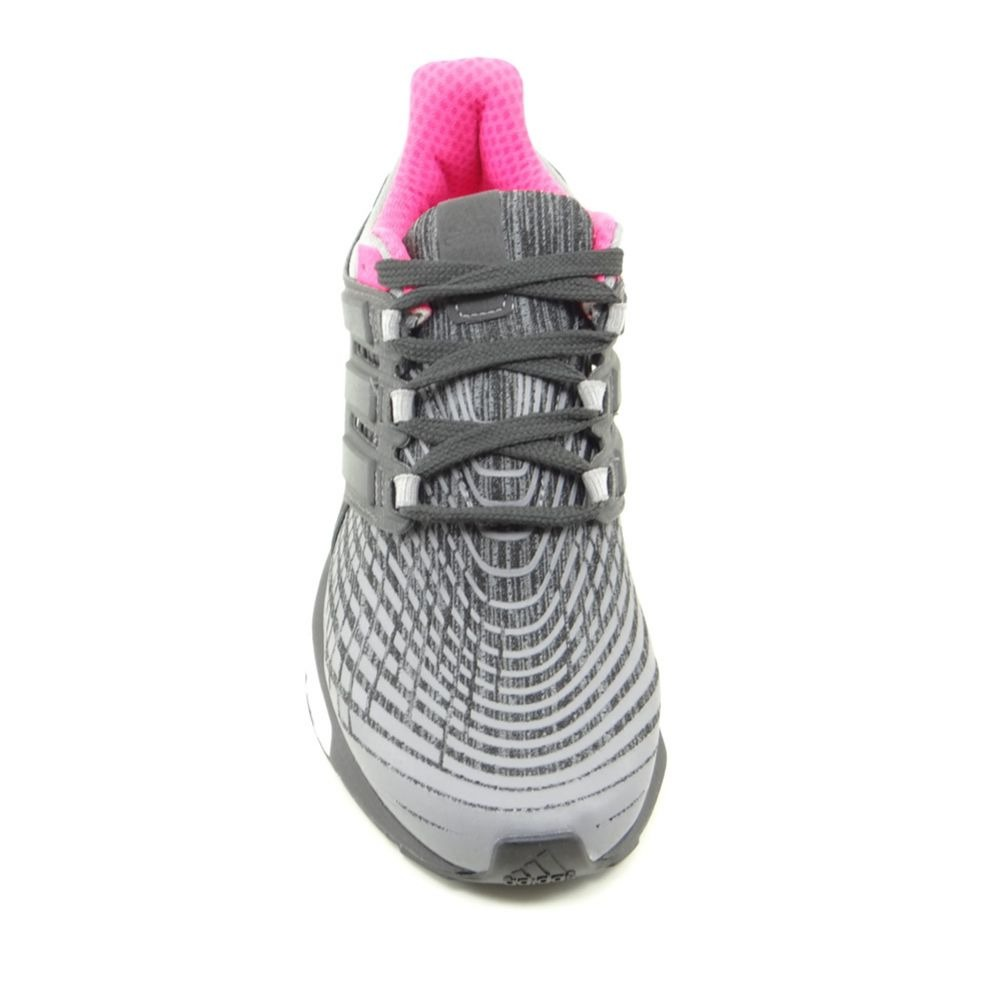 Carregando zoom... tênis running feminino adidas energy boost w cinza pink . 6e5b4acead6ce