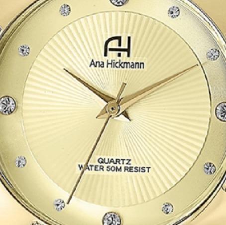 486ae9ba3cd feminino ana relogio · relogio feminino ana hickmann ah28080x dourado moda  fashion