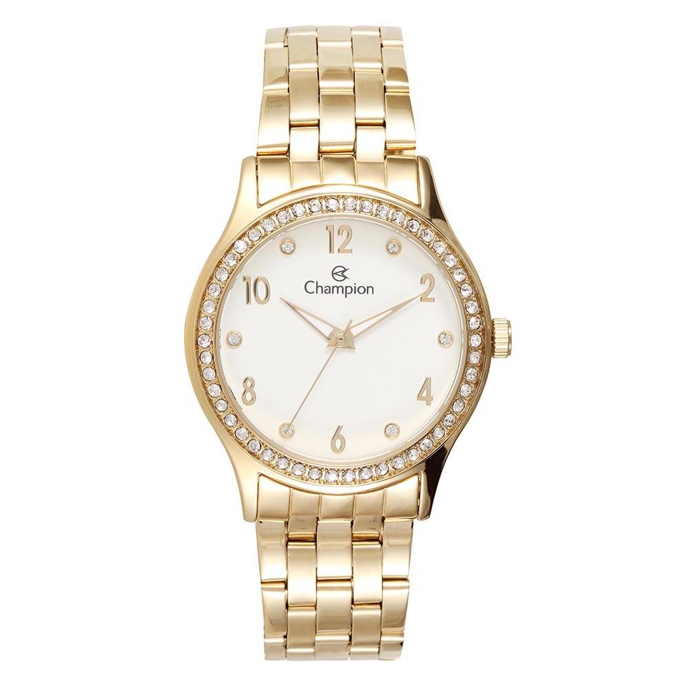 71af2bb00f8 Relógio Feminino Champion Analógico Cn28982h - R  144