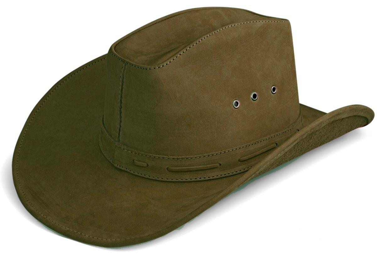 Chapeu Country Feminino Kit 2 Chapeus Couro Cowboy Rodeio - R  224 ... e4ce3a170e1
