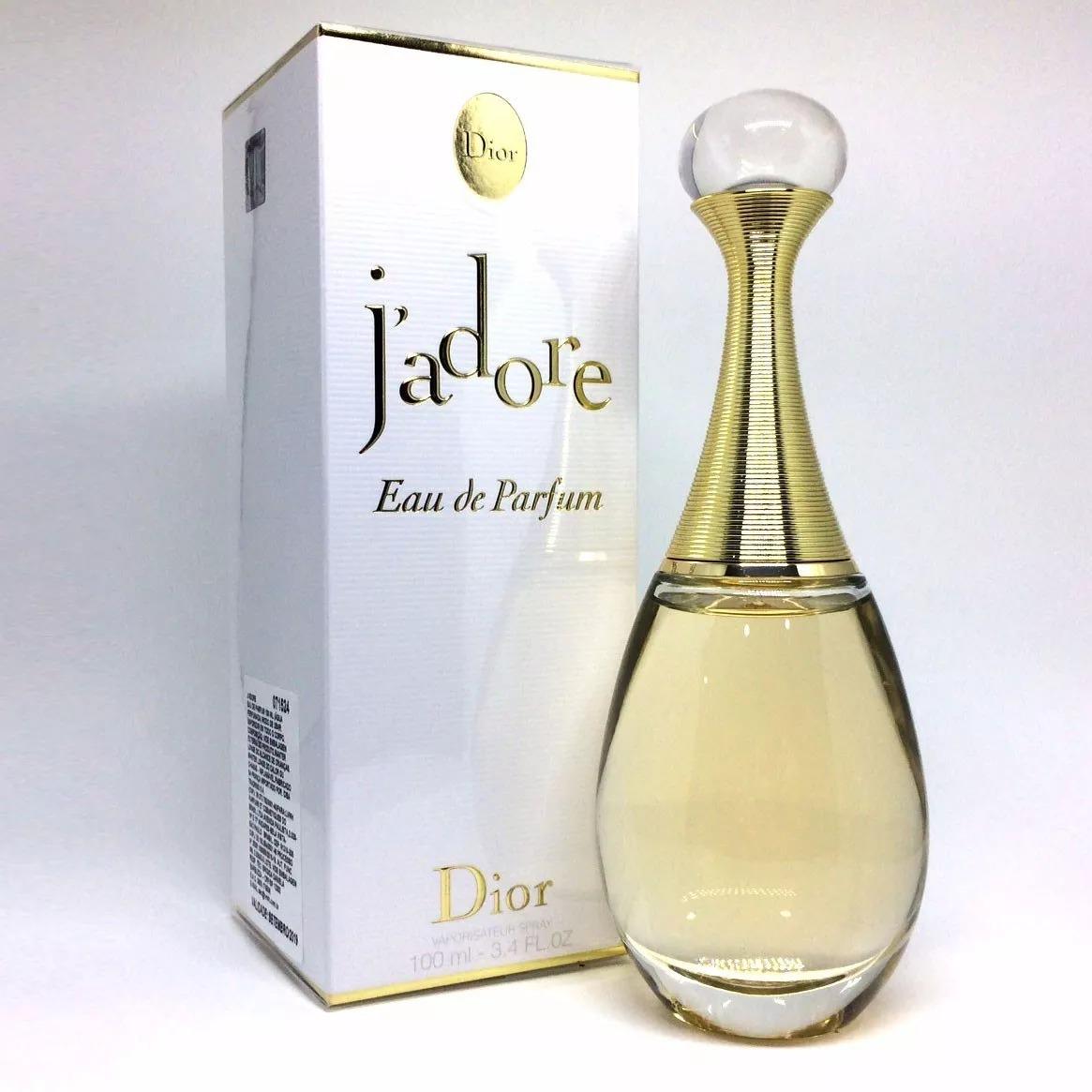 316be8ecc8 Características. Marca Christian Dior  Nome do perfume J adore  Versão  Parfum  Gênero Feminino  Tipo Eau de ...