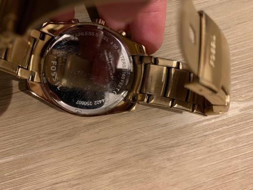 feminino fossil relógio