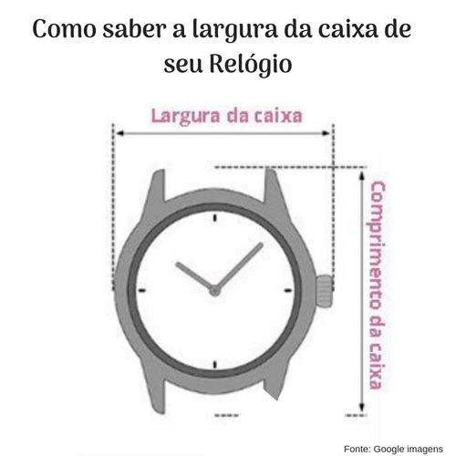 feminino guess relógio
