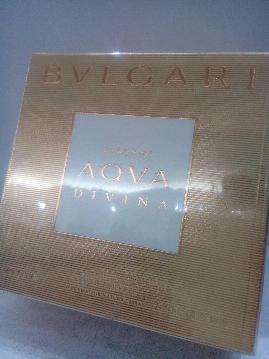 3eb79555f1 Perfume Bvlgari Aqva Divina 65 Ml Feminino Original Import - R  368 ...