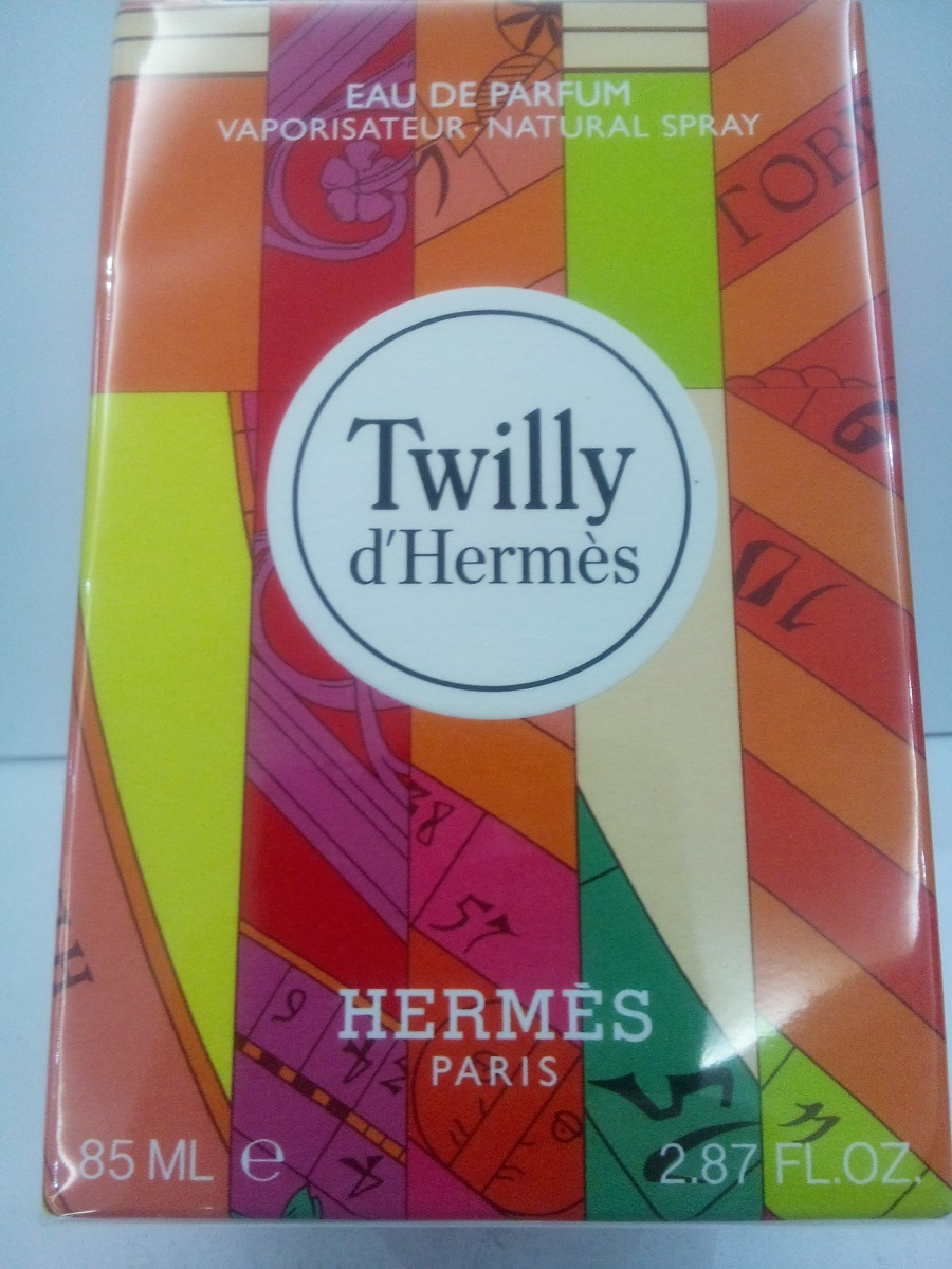 98cb24cd612 Perfume Twilly Hermes Feminino 85 Ml Edp Original Importado - R  658 ...