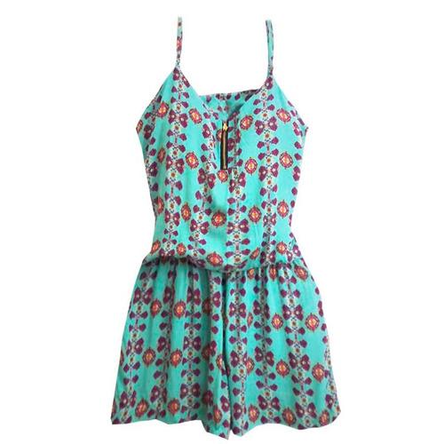 feminino macacão roupas