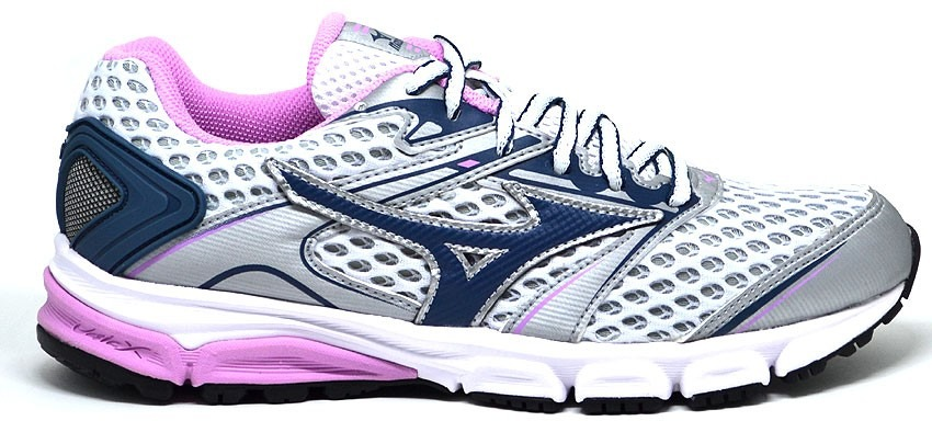 e93144fb156 Carregando zoom... promoção tênis feminino mizuno iron p prata rosa original
