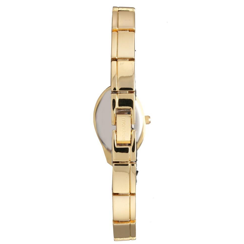 ae90c4166a2 Relógio Feminino Analógico Mondaine 53565lpmvde1 Dourado - R  116