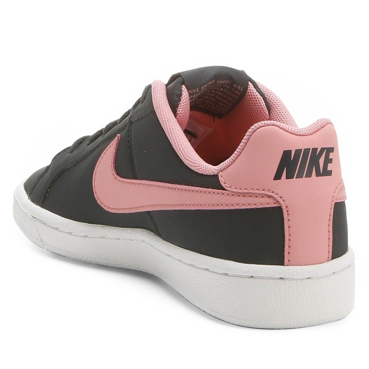 4045cbaa4ed Tenis Nike Court Royale Feminino - Original Nike - R  219