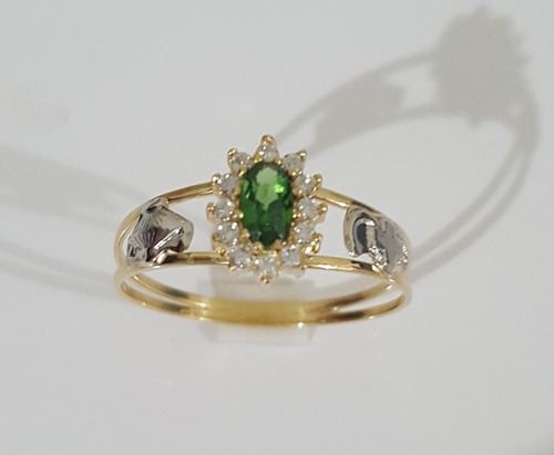 feminino ouro anel formatura