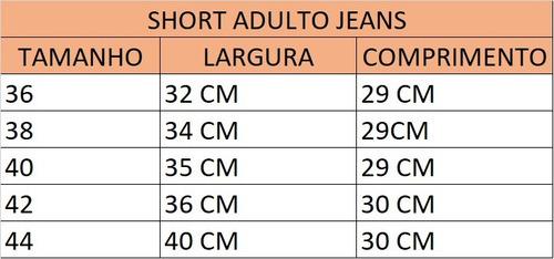 feminino roupas short jeans