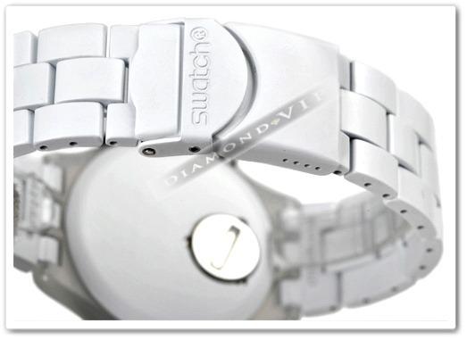 7a737d43480 original relógio feminino swatch branco irony skull caveira · relógio  feminino swatch · feminino swatch relógio