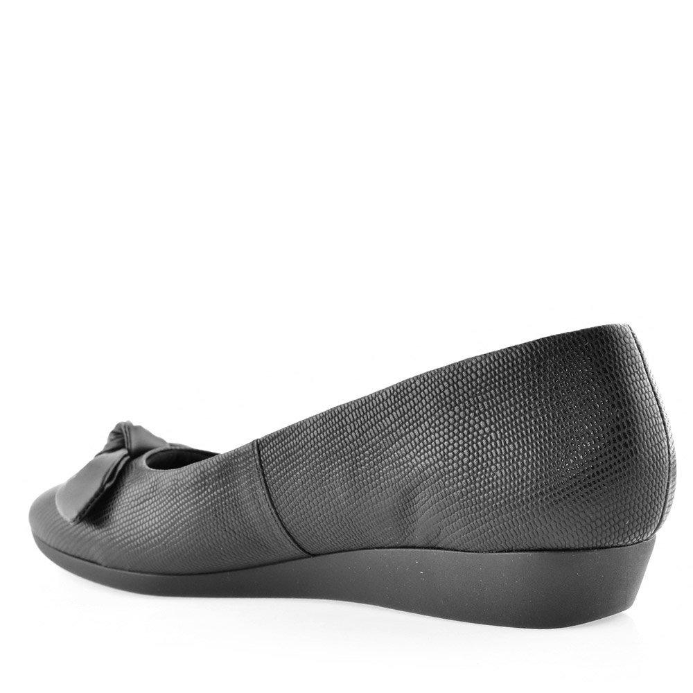 7de8ceb51e Sapato Anabela Conforto Feminino Usaflex Z1009 - Cirandinha - R  211 ...