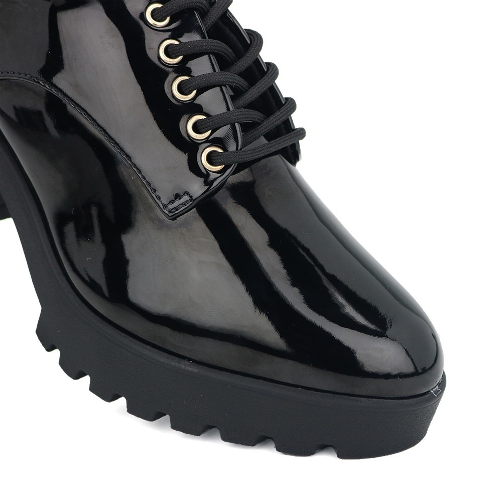 a254e74760 Promoção Sapato Oxford Feminino Vizzano 1294.100 Preto - R  120
